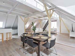 18TH CENTURY LOFT AT CHARLES BRIDGE