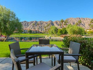Views of Mountains/Lake/Pool at PGA West Palmer Residence Newly Remodeled Throug