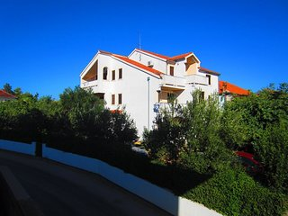 Cozy apartment in the center of Turanj with Parking, Internet, Air conditioning,