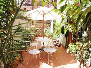 App terrasse WiFi clim garage