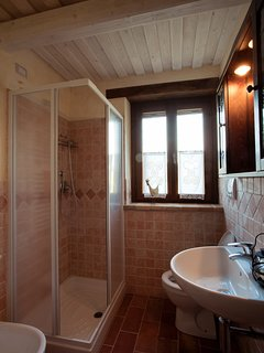 first of 2 bathrooms