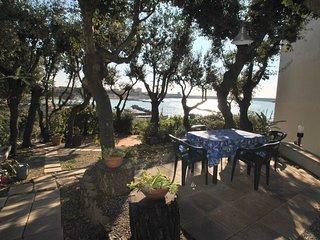 Direttamente sul mare con giardino - Villa Angolino p. 1°