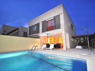 Villa moderna para 8 personas en Cambrils(105095)