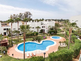 Guadalmina beach and Golf
