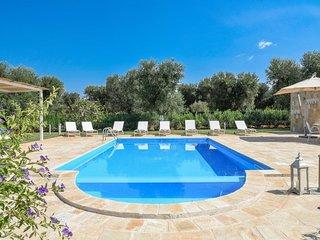Villa Theros con Piscina e Jacuzzi