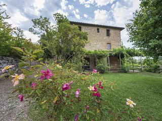 Casole Elsa country house in Chianti,P,terrace,swimmingpool,child-friendly,Wi-Fi