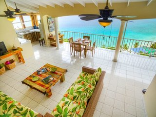 Sugar Apple - Amazing ocean views, within walking distance of two beaches.