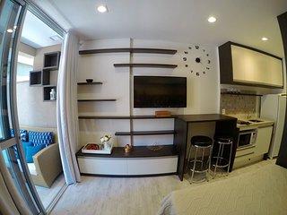 Estilo Nova York/Apartamento  Decorado NOVO
