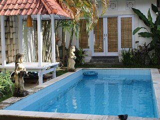 Super outdoorsy 3 bedroom villa in a great location.