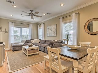 NEW! Charming 30A Townhome w/ Pool & Beach Access!