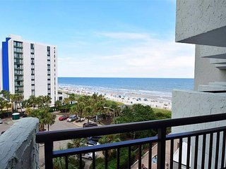 Ocean View One Bedroom Condo~BlueWater 615