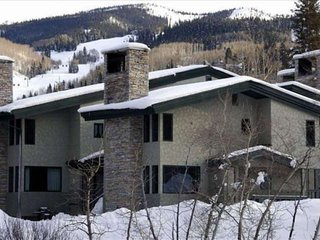 Snowmass Mountain, Ski School & Restaurants Just 200 Yards Away. Pool/Hot Tub. P