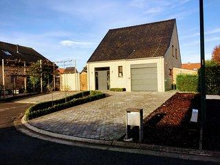 Villa Tomasso in Eeklo (tussen Gent en Brugge)