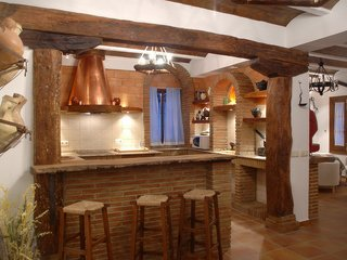 Holiday cottage with heated swimming pool and sauna Grazalema