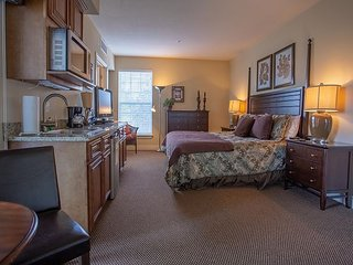 Pet Friendly! Caddie Condo - Cozy 1 Bedroom Suite at Branson Hills