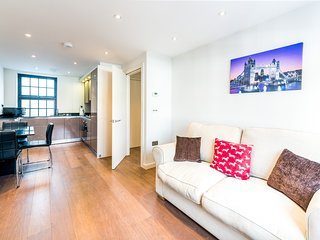 Cool & Modern Kings Cross Apt (OM3)