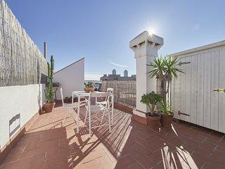 BCN White Penthouse
