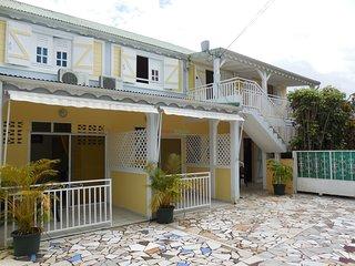 Bungalows et Appartements saisonniers en Guadeloupe