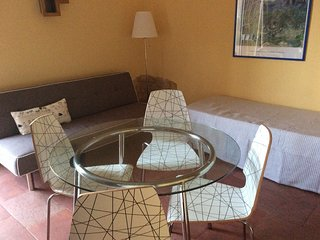 Spacious apartment in Chianchitta with Parking, Internet, Air conditioning, Balc