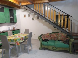Cozy house in the center of Pompeii with Parking, Internet, Washing machine, Ter