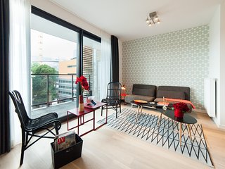 Brussels Holiday Apartment 26554