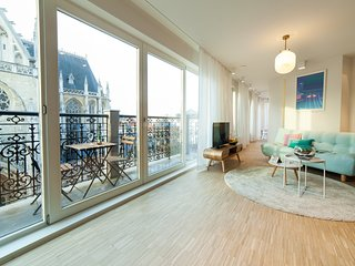 Brussels Holiday Apartment 26583