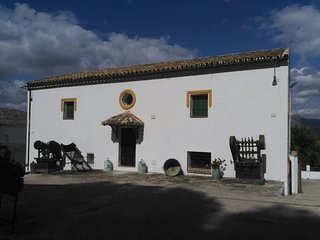 Grand country house next to the Zahara de la Sierra dam (Cadiz) ANDALUSIA