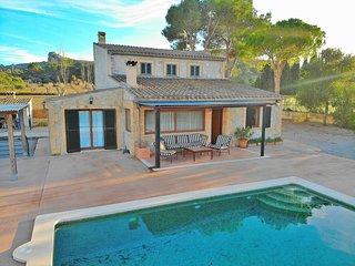 Oscols Alcudia villa con piscina y  chill out 121