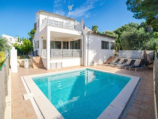 TAFONA - Villa with private pool in Bonaire, Alcudia.