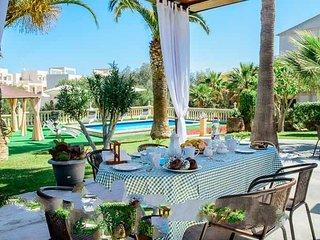 4 bedroom Villa in Portocolom, Balearic Islands, Spain - 5000862