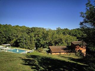 5 bedroom Villa in Sergine di Sotto, Tuscany, Italy - 5240935