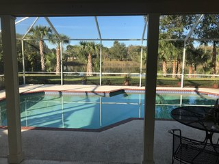 Upscale Vero Beach pool home