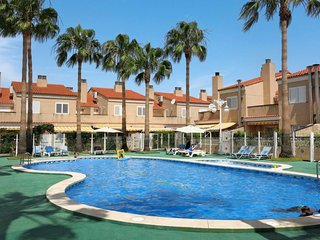 4 bedroom Apartment in Canet d'En Berenguer, Valencia, Spain : ref 5719826