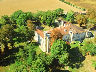 12 bedroom Chateau in Lamothe-Goas, Occitania, France - 5719868