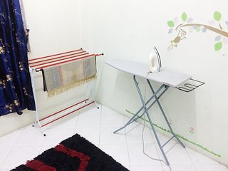 [100mbps wifi] Whole Apartment Seri Kembangan