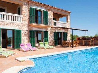 4 bedroom Villa in Calonge, Balearic Islands, Spain - 5000721