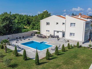 5 bedroom Villa in Nedeščina, Istria, Croatia : ref 5720394