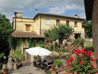 3 bedroom Apartment in Petrognano, Tuscany, Italy : ref 5719580