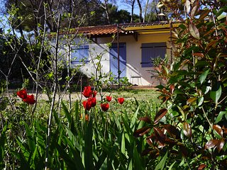 'Le cabanon'- Gite de charme en Provence - Calme, confort, intimite
