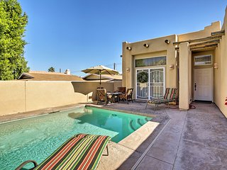 NEW! La Quinta Hacienda w/ Mountain Views & Pool!