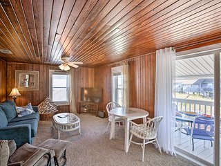 NEW! Old School Fernandina Beach Duplex w/Sea View