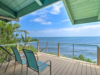 NEW! Gorgeous Hilo Home w/ Stunning Ocean Views!
