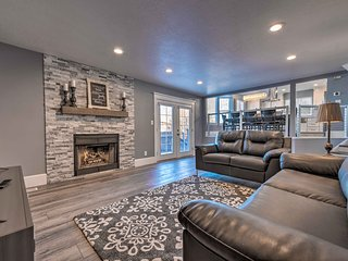 NEW! Luxury Sandy Home - 19 Mi to Salt Lake City!