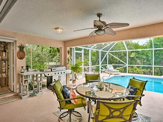 Sebastian Home w/Pool by Indian River+Beaches