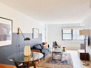 Bohemian 1BR in Midtown East by Sonder
