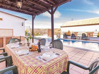 Casa de vacaciones con piscina en Casabermeja. Málaga.