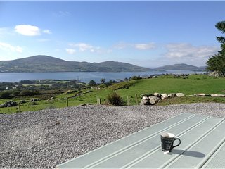 Hillside Cottage with spectacular sea views on the wild Atlantic Way