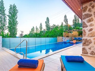 Luxury Villa With Seaview, Private Pool and Jacuzzi Secluded Honeymoon Villa
