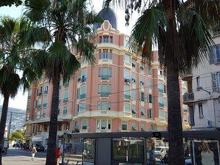 L'Esplanade, un appartement calme au coeur de Nice