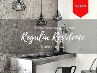 Regalia SkyPool Cozy Suite